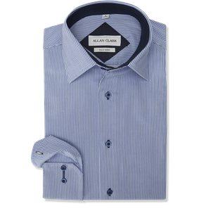 Jackson Skjorte Regular | Jackson Skjorte | Blå